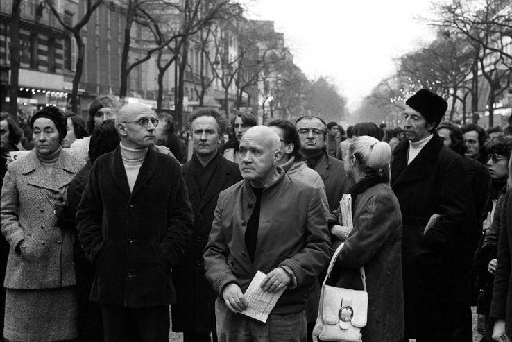 ASAKUSA | Foucault and Genet